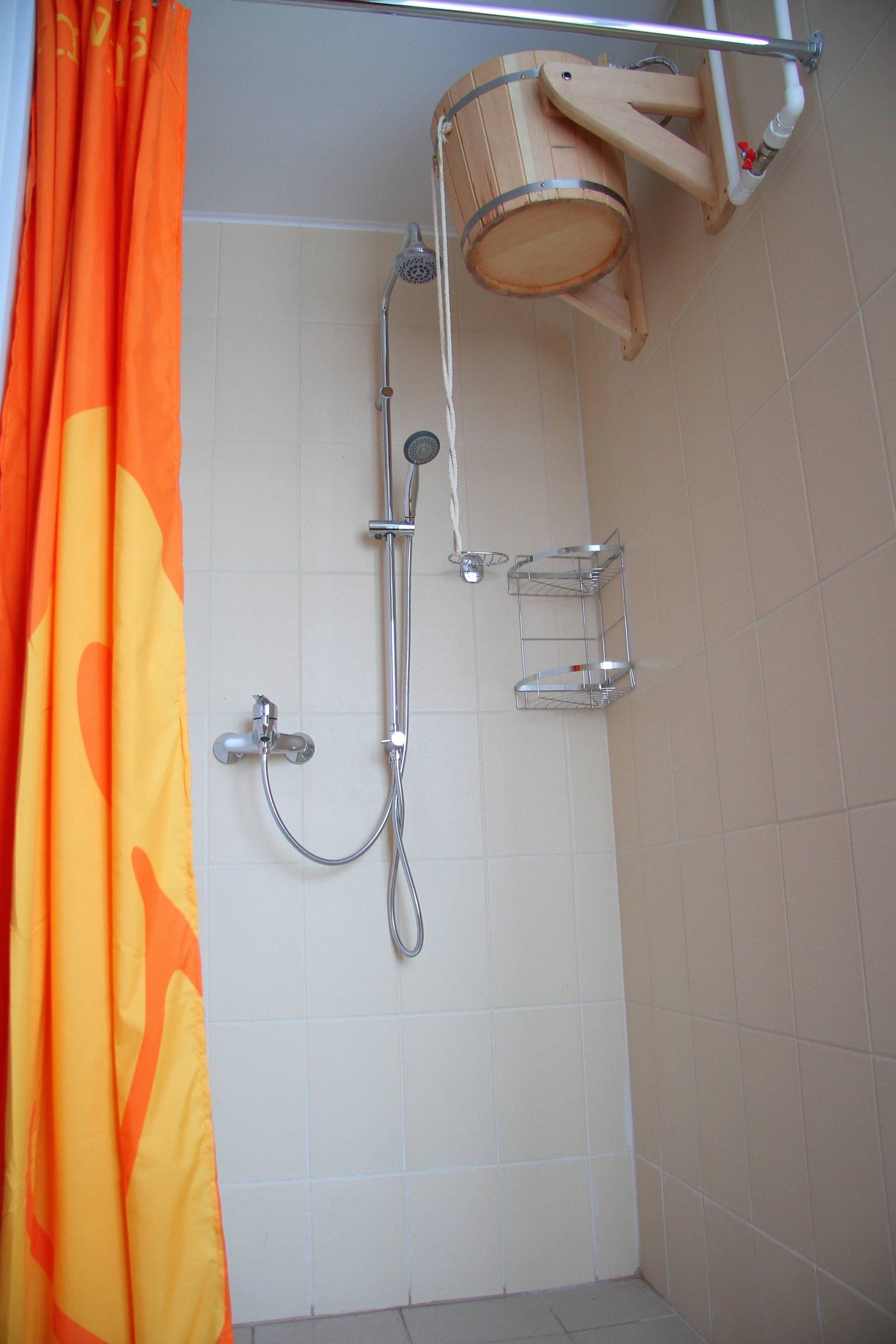 Как сделать душ в омске